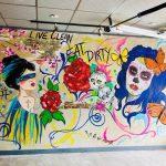 Dirty Taco mural