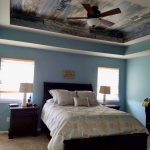faux plank ceiling