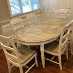 refinished diningroom set