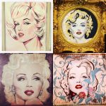 marylin portraits
