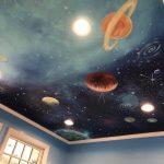 solarsystem mural