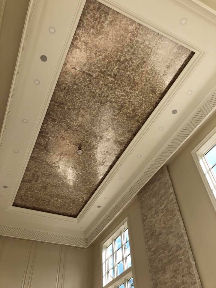 mica ceiling