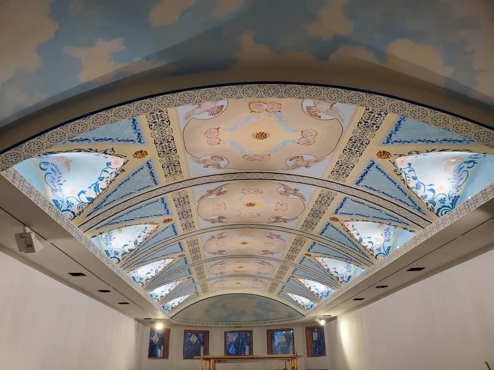 Mural Ceiling